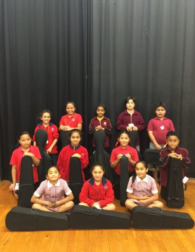 New Instruments at Sistema Aotearoa