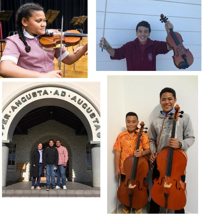 Sistema Aotearoa Schools Scholarship Recipients